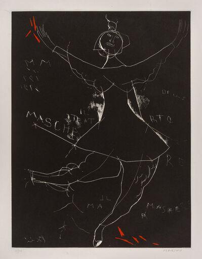 Marino Marini, 'Danza minima II', 1973