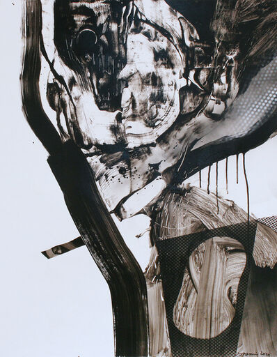 Steve Mennie, 'Untitled (Vertical)', 2021