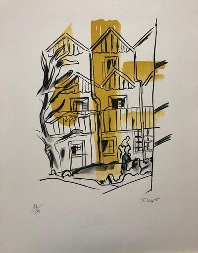 Fernand Léger, 'La ruche', 1959