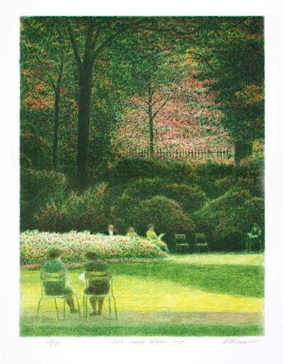 Harold Altman, 'Two Seated Women', 1998