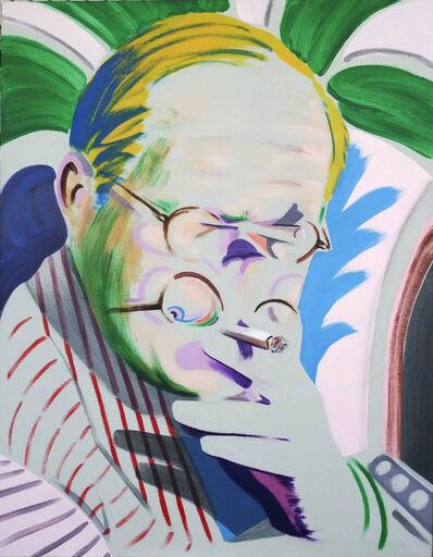 Darren Coffield, 'Hockney Takes a Breather II', 2012