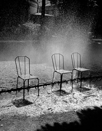 Fred Stein, 'Three Chairs (Paris)', 1937