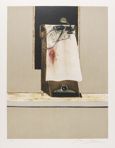 Francis Bacon, 'Right Panel from Triptych 1986-1987 (Sabatier 6)', 1987
