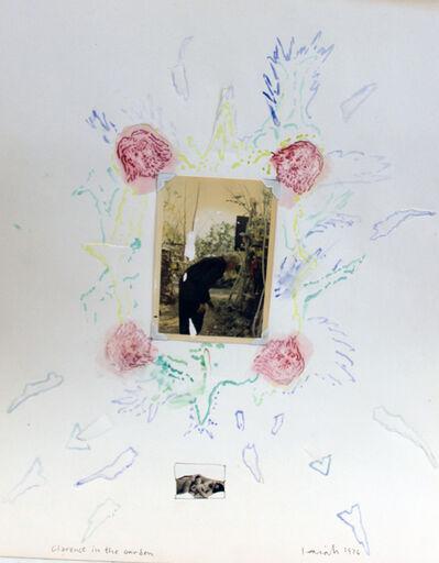 Isaiah Zagar, 'Clarence in the Garden ', 1976