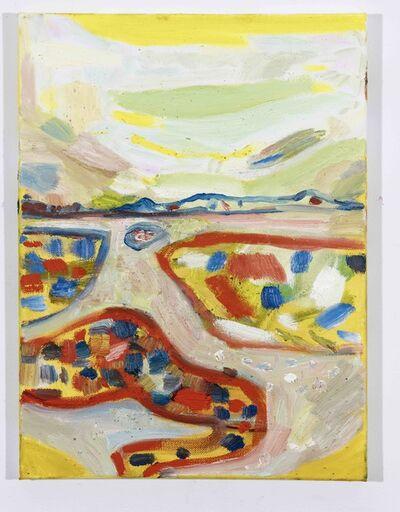 Lisa Sanditz, 'Landscape Color Study 27', 2019