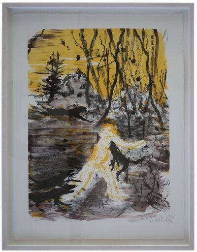 Daniel Richter, 'Waldhunde', 2005