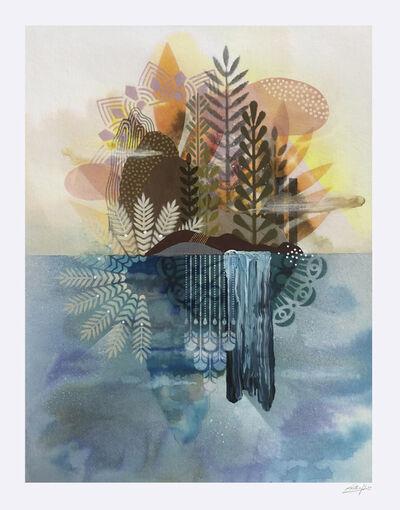 Koralie, 'Jardin Flottant #4', 2019