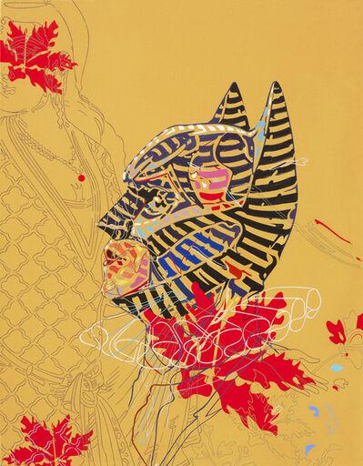Farsad Labbauf, 'Of Shirin and Superheroes - #1', 2018