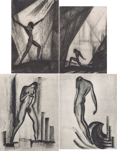 Lovet-Lorski  Boris, 'Untitled (Nudes)', ca. 1929