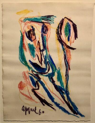 Karel Appel, 'Happy Ghost', 1960