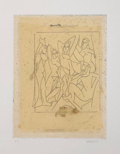 Manolo Valdés, 'Las Señoritas de Avignon', ca. 1982