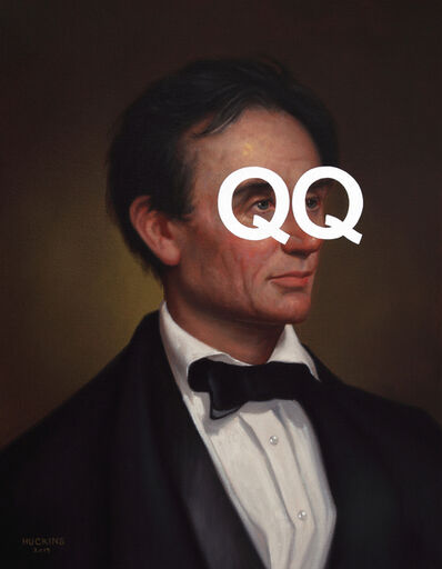 Shawn Huckins, 'Abraham Lincoln: Tears Of', 2019