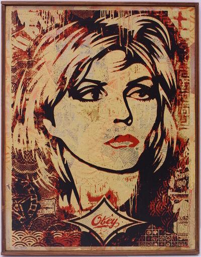 Shepard Fairey, 'Debbie Harry', 2005