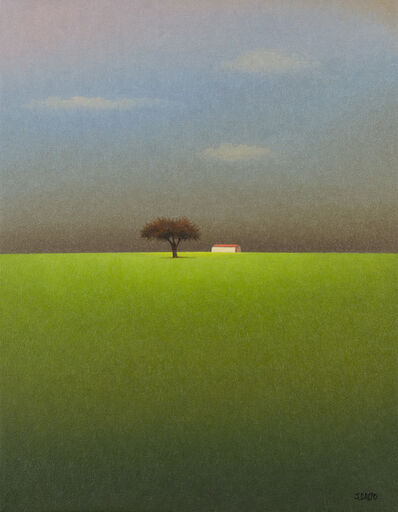 José Basso, 'Cielo Abriendose', 2017