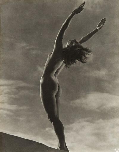 Leni Riefenstahl, 'Dal film 'Olympia Fest der volker'', 1936