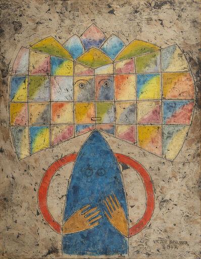 Victor Brauner, 'Incandescence', 1957