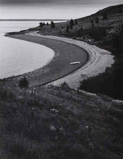 Eliot Porter, 'Butter Island, Maine', 1937