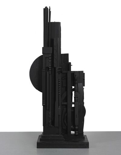 Louise Nevelson, 'Cascade Perpendiculars XVII', 1980-1982