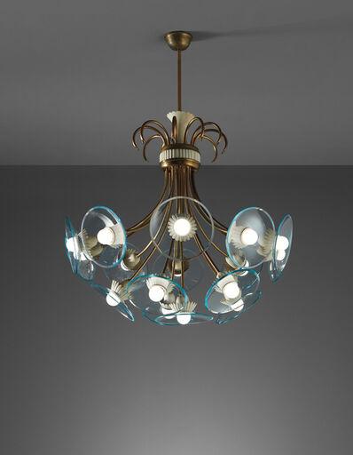 Pietro Chiesa, 'Rare ceiling light', circa 1938