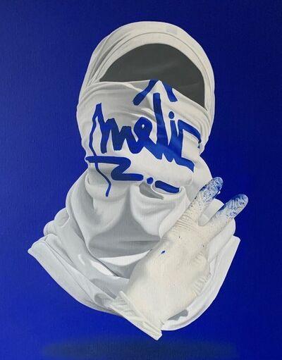 Nuno Viegas, 'Shirt Mask VII', 2019