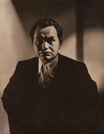 Anton Bruehl, 'Actor Edward G. Robinson', 1920s/1920s