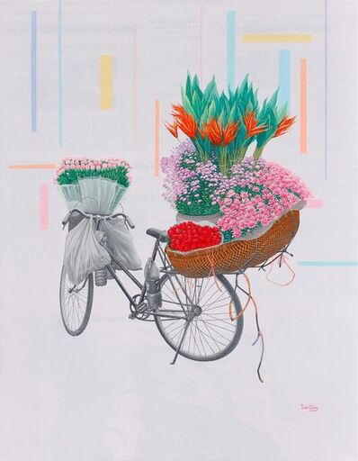 Nguyen Tuan Dung, 'Spring Season ', 2020