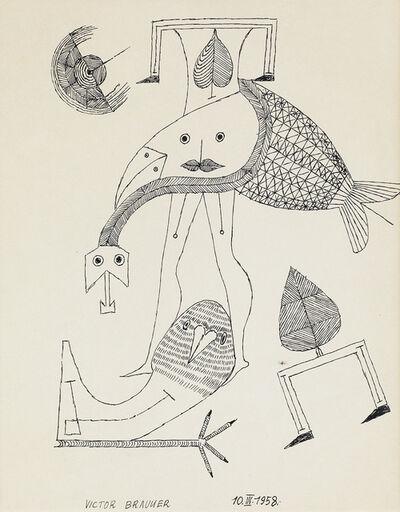 Victor Brauner, 'Cadaver Exquis.', 1958