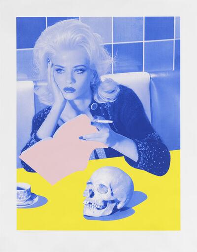 Miles Aldridge, 'Ex Libris', 2019