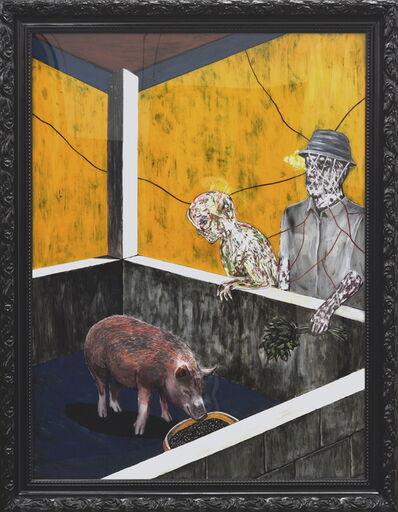 Rodel Tapaya, 'Five Months', 2017