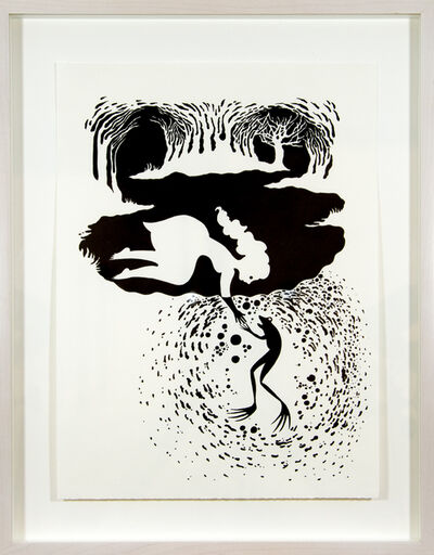 Andrea Dezsö, 'Grimm Drawings: The Frog King', 2013
