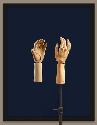 Elizabeth King, 'Bartlett's Hand', 2005