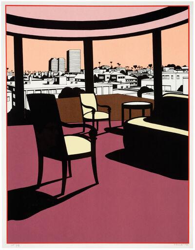 Kenneth Price, 'Western Sunset', 1993
