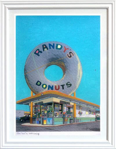 Fabio Coruzzi, 'Giant Donut in Inglewood #21', 2019