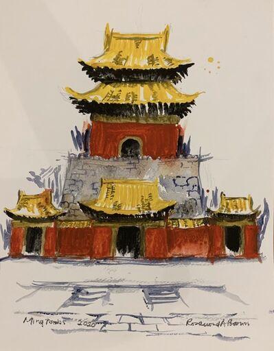 Rosamond Brown, 'Ming Tombs', 2020