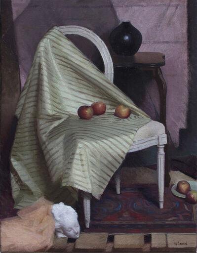 Elizabeth Beard, 'Eve's White Chair', 2020