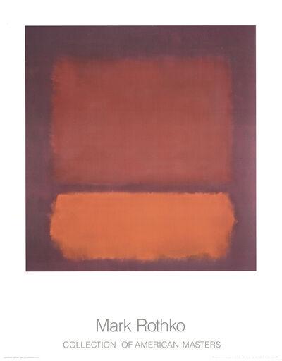 Mark Rothko, 'Untitled (1962)', 2015