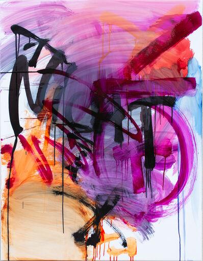 Thierry Furger, 'SCHRIFTENMALER 03', 2020