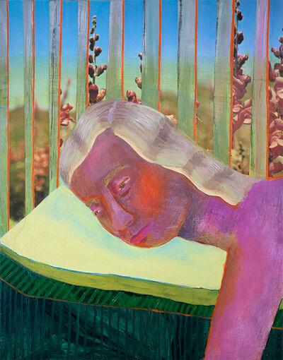 Ally White, 'Girl Yearning', 2016