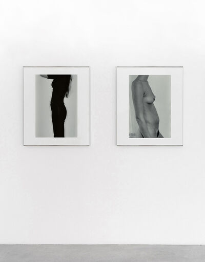 Michael Schmidt, 'Frauen diptych', 1997-1999