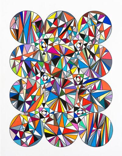 Dennis Koch, 'Versor Parallels #3 (Physical Template in Twelve Spheres)', 2013