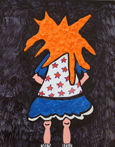 Robin Taylor, 'Jenny and Her 4th of July Dress', 2016