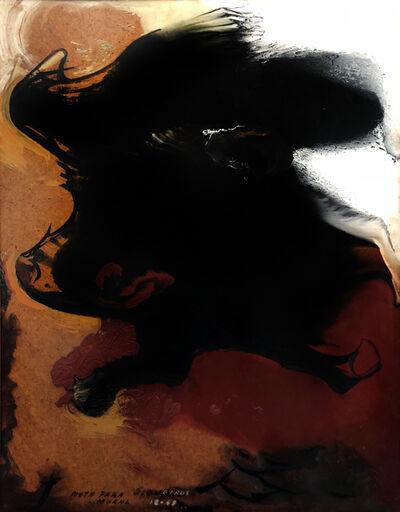 David Alfaro Siqueiros, 'El Toro', 1968