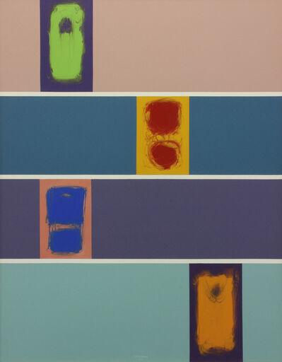 Raymond Jonson, 'Polymer No. 43', 1964