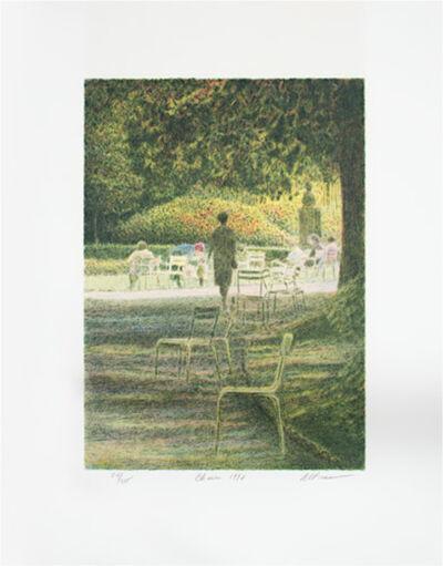 Harold Altman, 'Chairs', 1998