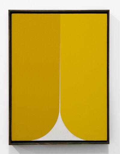 Johnny Abrahams, 'Untitled (Yellow #1)', 2019