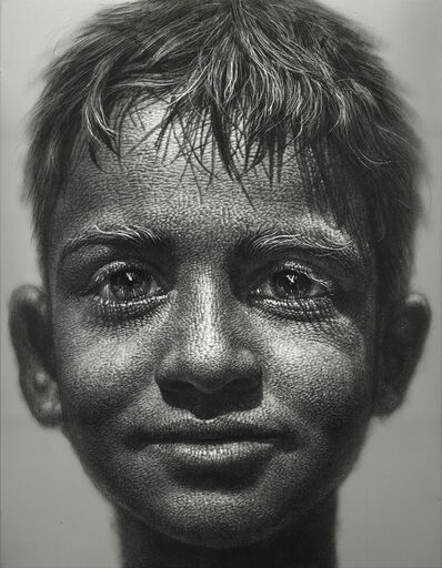 Han Young Wook, 'Face-w10', 2020