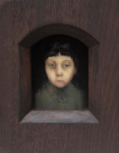 Bobbie Russon, 'Young Girl (Miniature)', 2015