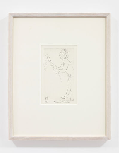 Francis Picabia, 'Ephèbe au Penis', 1950