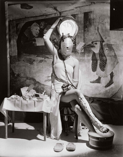 Horst P. Horst, 'Electric Beauty, Paris', 1939