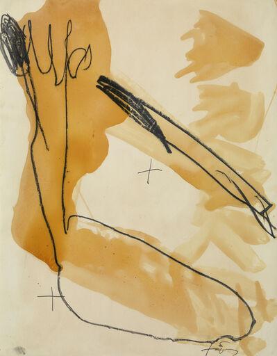 Antoni Tàpies, 'Vernis IV', 1989